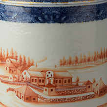 Chinese Export Porcelain, Swedish Iron, and Beer: A Union of Late 18th-Century Global Connections
