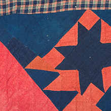 "A ""Crazy"" Quilt and its Revolutionary (War) History"